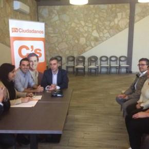 Se constituye la Agrupación de Ciudadanos (C´s) Villarrobledo