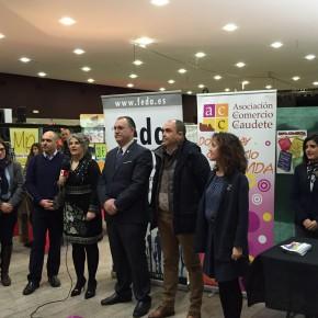"""Caudete, presente en la """"II Feria Expo-Comercia"""""""