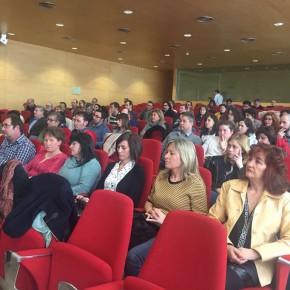 Ciudadanos en las 'Jornadas Sociales' de CCOO
