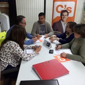 """C´s Tarazona: """"Continuamos dando voz al proyecto"""""""