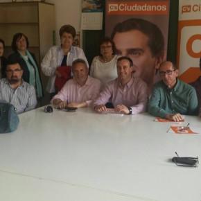 Nuestro 'Café Ciudadano' se ha trasladado a Almansa