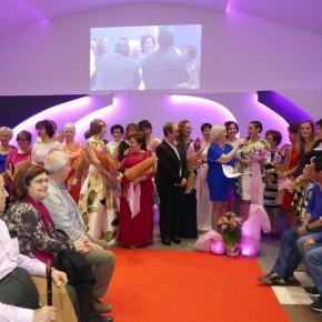Cs Albacete celebra junto a AMAC el éxito de su desfile benéfico