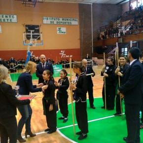 Cs Albacete asiste al Campeonato Kuo-Shu