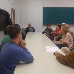 Cs Albacete se reúne con representantes de la AECC de Almansa
