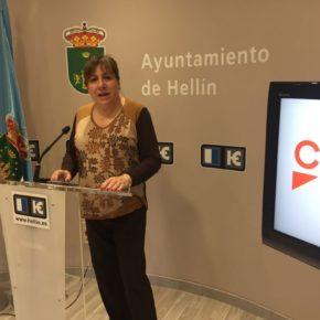 Ciudadanos Hellín solicitará la concesión de la Medalla de la Ciudad al pintor Luzgardo Preciado