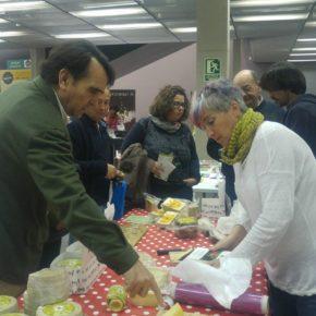 Cs Albacete visita la 'I Feria Ibérica de Agricultura Biodinámica'