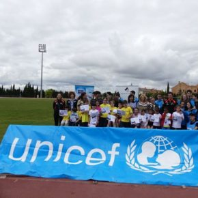 Cs Albacete asiste a la VI Carrera del Afua a favor de Unicef