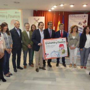 Cs Albacete asiste a la presentación del libro 'Mi primer diccionario de Economía y Finanzas'