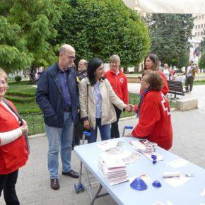 Cs Albacete visita la Feria del Voluntariado