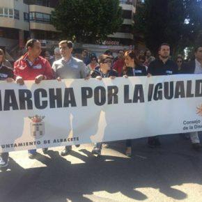 Cs Albacete se suma a la XI Marcha por la Igualdad