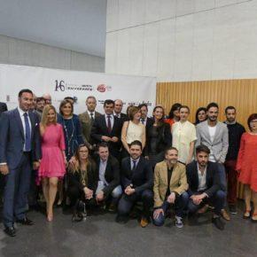 Cs Albacete asiste a la gala de entrega del 'Premio Joven Empresario'