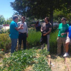 Cs Albacete defiende la ecología con motivo del día de San Isidro