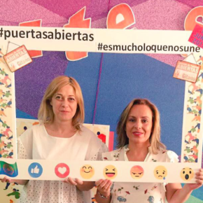 Carmen Picazo ha acudido a la Jornada de Puertas Abiertas del Secretariado Gitano en Albacete