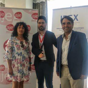 Cs Albacete en la celebración de 'El reto de Exportar' de Aje