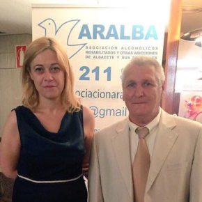 Carmen Picazo ha acudido a las XXXV Jornadas Municipales y Provinciales sobre alcoholismo y otras drogas