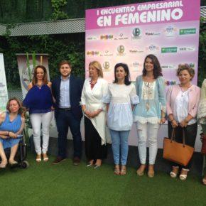 Cs Albacete asiste al I Encuentro Empresariao '#EnFemenino' de Amepap