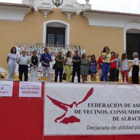Francis Rubio asiste a la inauguración del 'Festival Interbarrios'