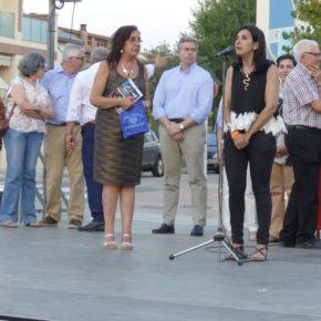 Cs Albacete celebra con los vecinos del barrio Sepulcro-Bolera el acto de apertura de sus fiestas