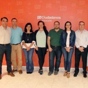 Se constituye la nueva junta directiva de la  Agrupación de Ciudadanos Albacete Ciudad