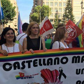 Cs Albacete se suma a la celebración del Día del Orgullo LGTBI