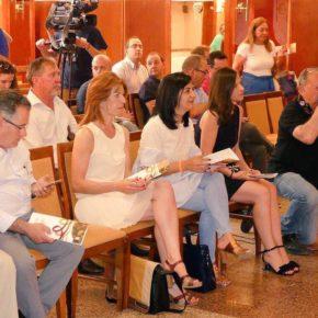 Cs Albacete asiste a la presentación de 'Vinos de Albacete'