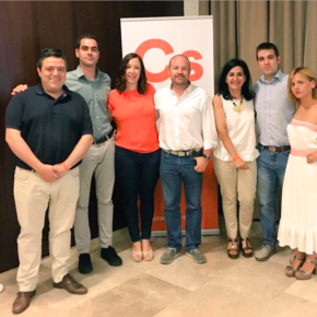 Francis Rubio, en Alcalá de Henares para celebrar dos años de política útil en las instituciones