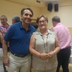 Cs Albacete celebra con los vecinos del barrio La Feria sus fiestas