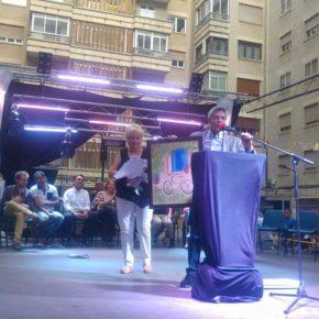 Cs Albacete celebra con los vecinos de La Pajarita sus fiestas