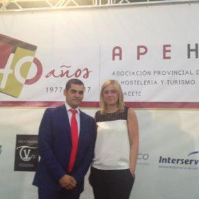 Cs Albacete reafirma su compromiso con el sector hostelero