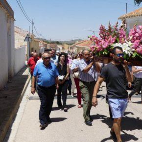 Francis Rubio visista la pedanía de Abuzaderas