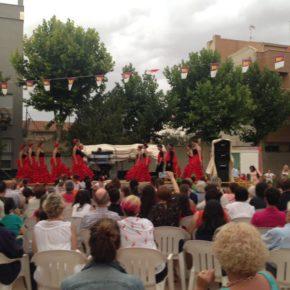 Cs visita el barrio Vereda con motivo de la celebración de sus fiestas