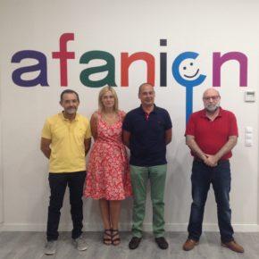 Ciudadanos Albacete se suma a la reivindicación de Afanion para agilizar el reconocimiento del 33% de discapacidad a los niños con cáncer