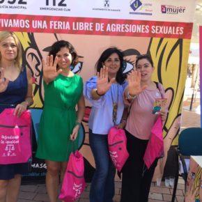 Cs Castilla-La Mancha se une a la campaña 'No hay más que hablar. Vivamos una Feria libre de agresiones sexuales' de la Feria de Albacete