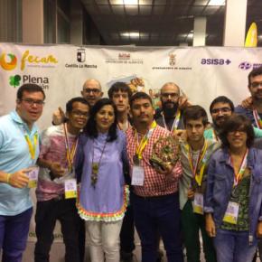 Ciudadanos Albacete, en el Campeonato Nacional de Fútbol 7 Inclusivo