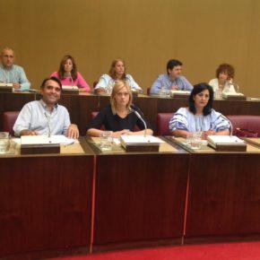 Ciudadanos lamenta que el Día de la Constitución Albacete no tenga instalada la bandera de España