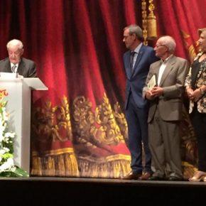 Francis Rubio asiste a la Gala conmemorativa del 55 Aniversario de Asprona