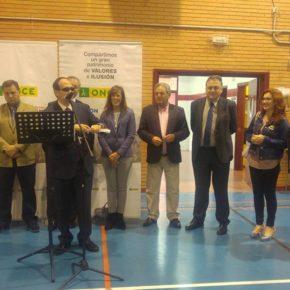 Cs Albacete celebra el Día Internacional del Bastón Blanco de la ONCE