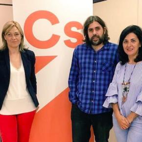 Ciudadanos Albacete se ha reunido con Fundación Atenea