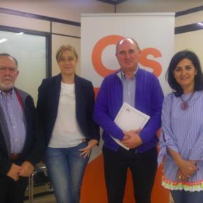 Ciudadanos recoge las demandas de los Regantes de la Mancha Oriental