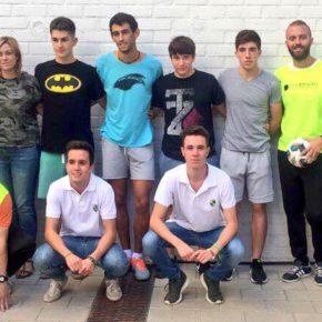 Ciudadanos Albacete apoyando a nuestros jóvenes en 'II Feria de la Participación'