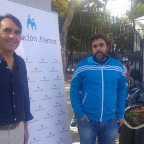 Arturo Gotor se suma a la IV Marcha Ciclista contra la Pobreza