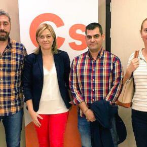 Ciudadanos Albacete se ha reunido con APEHT Albacete