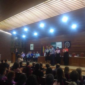 Cs Albacete presente en el acto de apertura del nuevo curso académico de la UNED