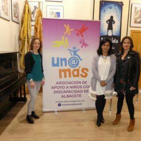 Francis Rubio asiste a la Gala de Arte Adaptado ´Ciudad de Albacete'