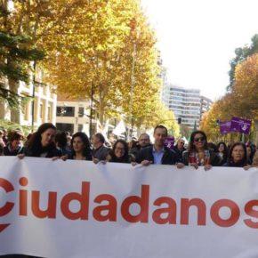 Ciudadanos Albacete pide la implicación de toda la sociedad para incrementar la lucha contra la violencia de género