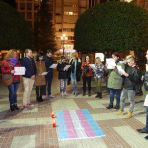 Ciudadanos celebra el Día Internacional de la Memoria Trans
