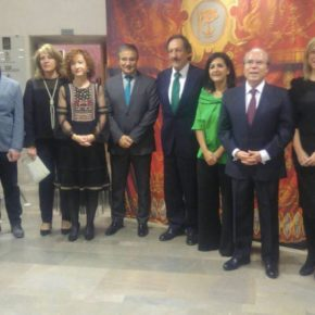 Cs Albacete asiste a la Gala de AMITHE