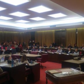 Cs Albacete se suma a los actos conmemorativos del Día Universal de los Niño