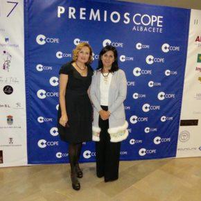 Francis Rubio asiste a la II Gala de los 'Premios COPE'