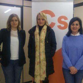 Cs Albacete celebra una reunión con la asociación Apandah, dedicada a los menores con déficit de atención